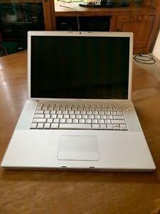"Apple MacBook Pro A1226 15.4"" Laptop - MA896LL/A (June, 2007) For Parts"