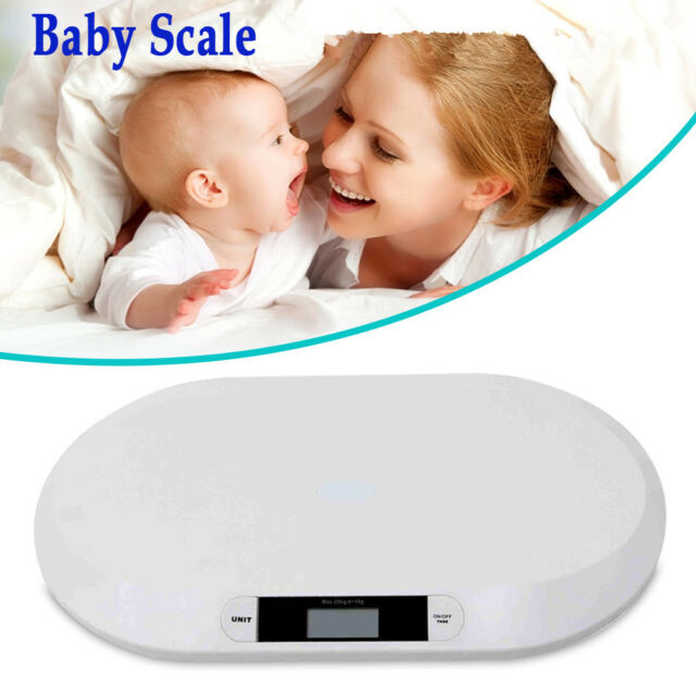 RanBB Baby Weighing Scale 20Kg//44lb Multi-Function Eletronic Digital Scale Measure Kids Infant Weight