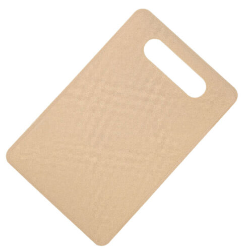 Non Slip Plastic Chopping Mat Vegetable Fruit Cutting Board Kitchen Tool Sightly