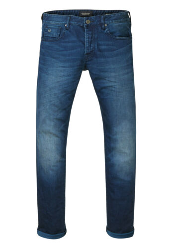 Scotch /& Soda Hommes Jeans RALSTON 135056 HIVER SPIRIT 5 C Bleu foncé