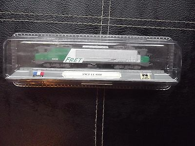 Abile Del Prado N Gauge Boxed Model Train - Sncf Cc 6500. France.