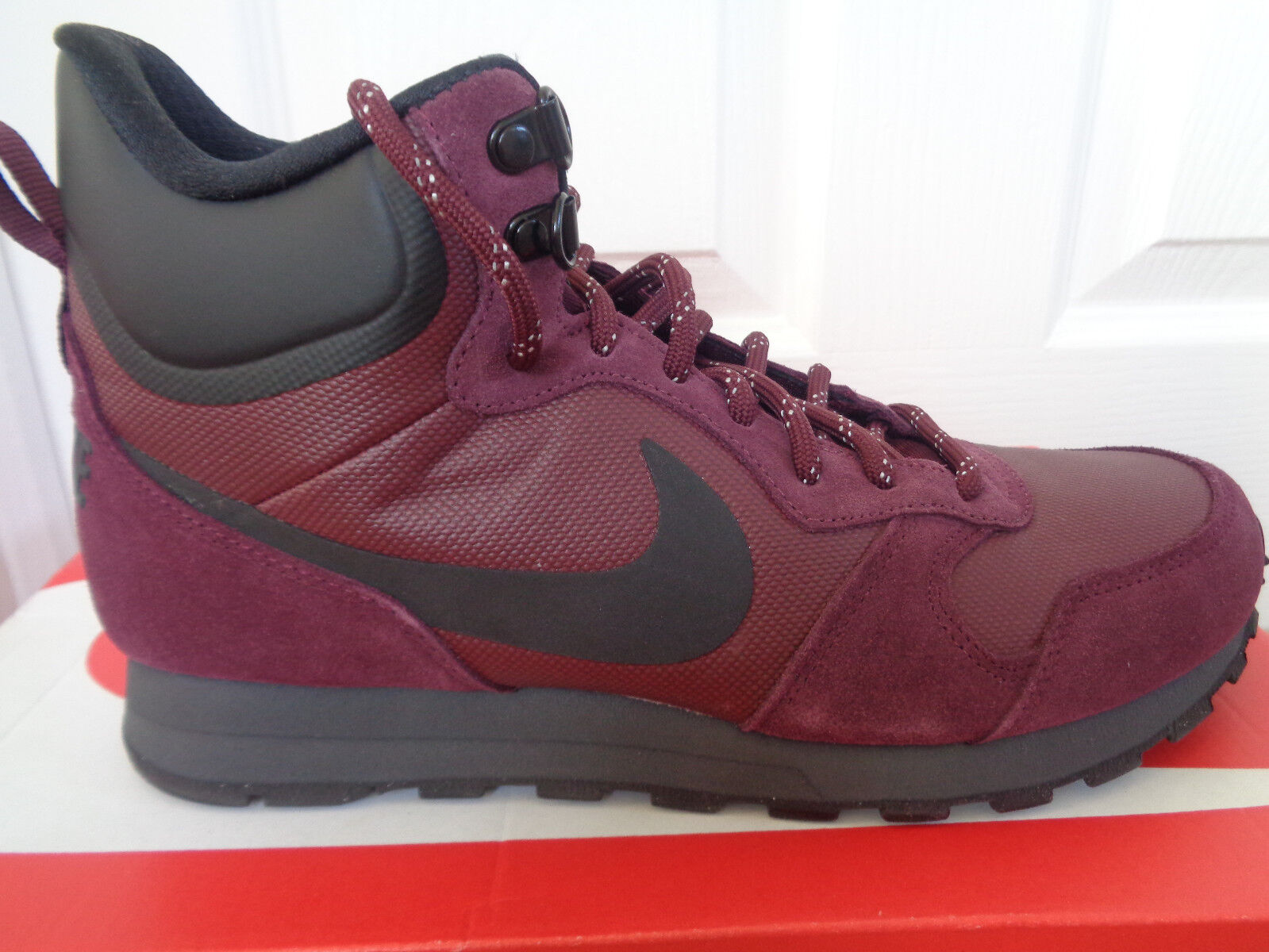 Nike MD Runner trainers 2 Mid Prem Donna trainers Runner 845059 600 uk 7 eu 41 us 9.5 NEW+BOX 31f73e