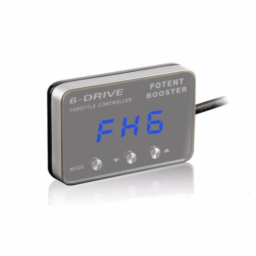 Potent Booster II 6 Drive Electronic Throttle Controller of Ford Mazda Volvo etc