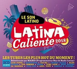 LATINO-CALIENTE-2018-LIMITIERT-2-CD-NEU