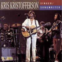 Kris Kristofferson - Singer Songwriter [new Cd] on sale