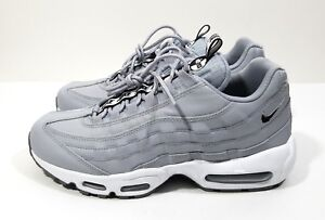 Details about Nike Air Max 95 SE Pull Tab Mens Running Shoes Wolf Grey Size 8.5
