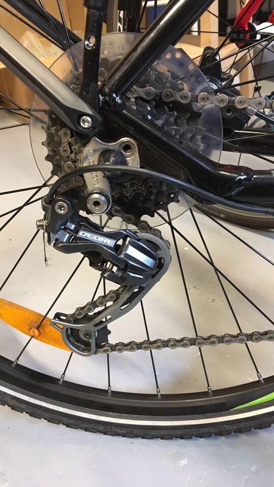 Herrecykel, Scott Sporster 30, 27 gear
