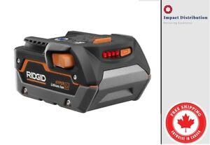 New-Ridgid-18-Volt-3-0-Amp-Hour-Hyper-Lithium-Ion-Battery-3-0Ah-R840083