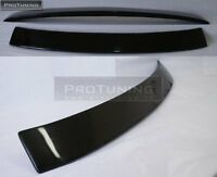 BMW E39 5 Series REAR WINDOW SPOILER ROOF EXTENSION SUN GUARD Cover Trim M5 530