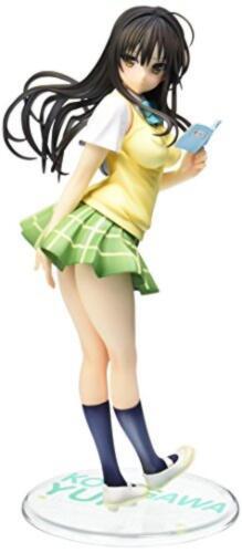 Trouble Darkness Yui Kotegawa 1//7 Pvc Action Figure //B1 F//S NEW To Love Ru