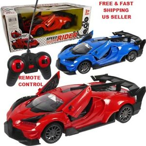Toys For Boys 4 5 6 7 8 9 11 12 Year Old Age Kids RC Racing Car Birth Day Gift