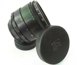 SERVICED-HELIOS-44-2-58mm-f-2-Russian-Lens-M42-Canon-Sony-A-NEX-Lumix-Olympus