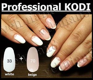 Image Is Loading PROFESSIONAL Kodi Nail Gel Polish LED UV