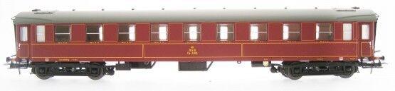 Traccia h0-Heljan vagoni CB 1105 DSB -- 13005205 NUOVO