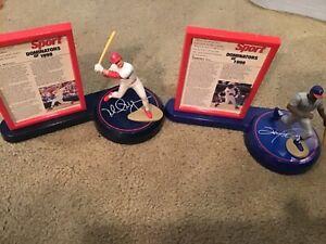 Mark McGwire & Sammy Sosa 1999 Starting Lineup Headliners 1998 Home Run Chase