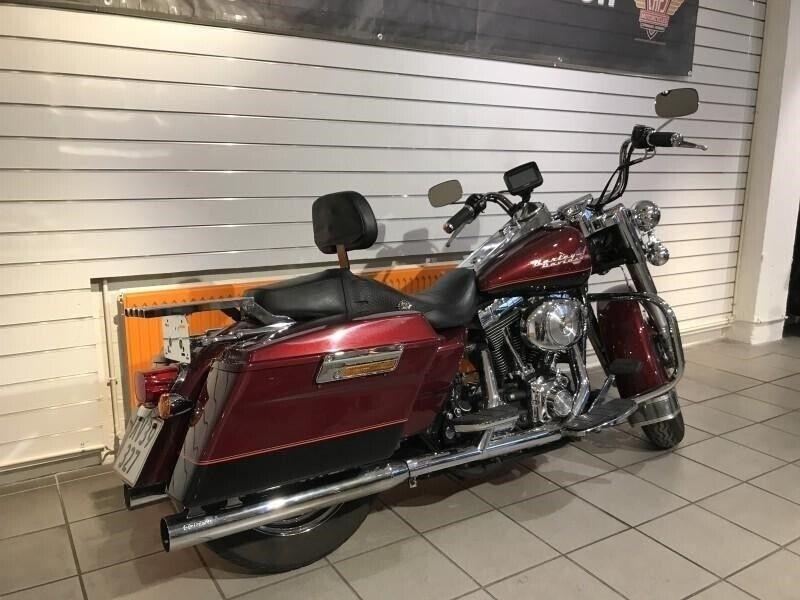 Harley-Davidson, FLHR Road King, ccm 1450