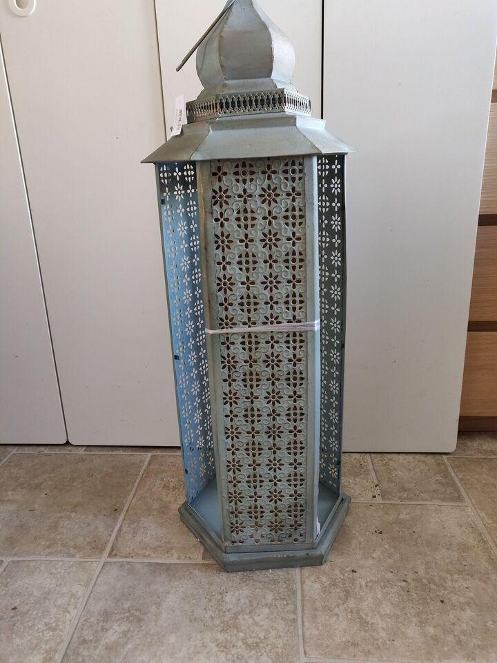 Havelampe, Herregårds lanterner