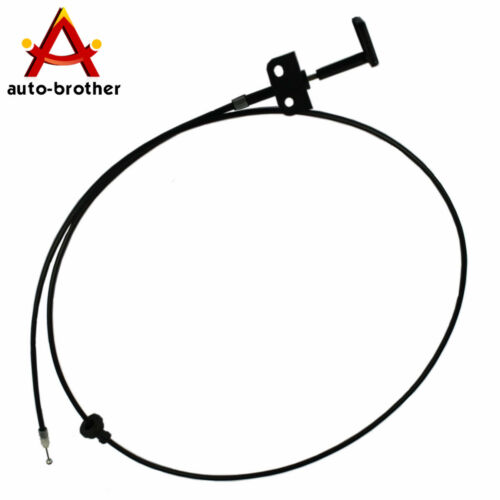 New Hood Release Cable W//Handle Pull Fit For Honda Civic 2001-2005 74130S5DA01ZA