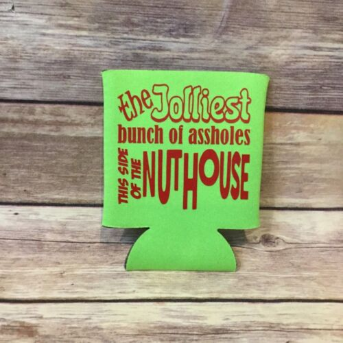 Funny Christmas Movie National Lampoon Can Coolers Koozies Stocking Stuffers