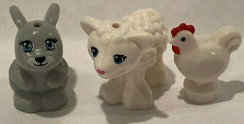 Lego Animals YOU CHOOSE LOT Dog Cat Bird Dinosaur Pig Snake Owl Dragon Eagle