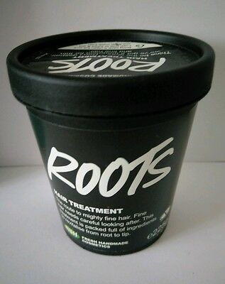 Lush Cosmetics Roots Hair Treatment 225g