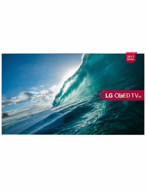 "LG OLED55B7V 55"" Smart 4K 2160p Ultra HD HDR OLED Freeview TV Grade A"