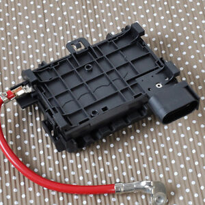 All also 301583103404 as well Battery Cable Fuse Box besides 291422950685 likewise Jetta Battery. on mk4 golf battery fuse box
