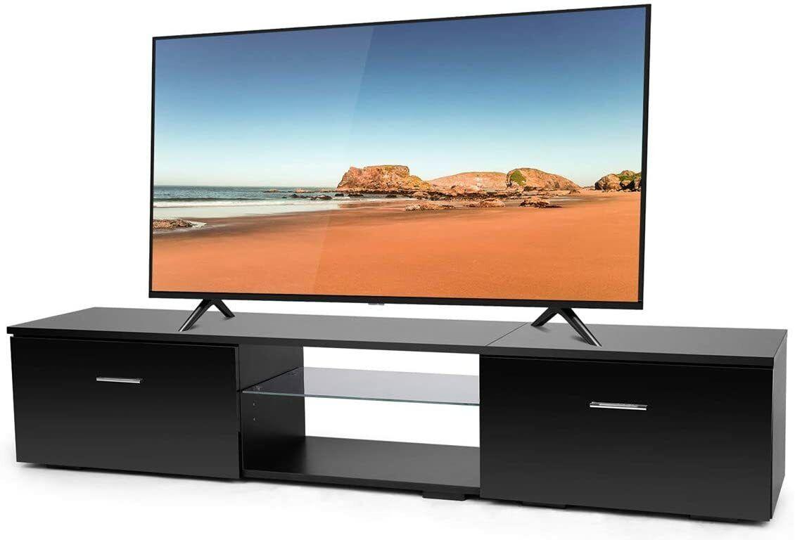 Picture of: Norwood Oak Living Room Furniture Large Corner Television Tv Cabinet Stand Unit For Sale Online Ebay