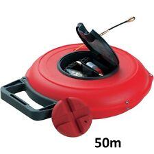 Elektro Kabeleinziehgerät Kati® Blitz compact Kabeleinziehsystem 50m + Zubehör