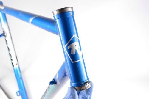 Columbus Nemo Steel Bicycle Frame Head Tube Reinforcements Rings Set NOS