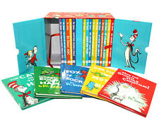 The Wonderful World of Dr. Seuss Series 20 Reading Books Collection Gift Box