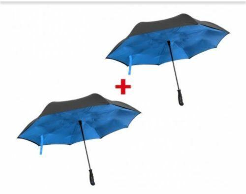 2 Unidades Paraguas Color Negro. ☂ Better Brella ☂ Tv Shop + Oferta Especial-ver