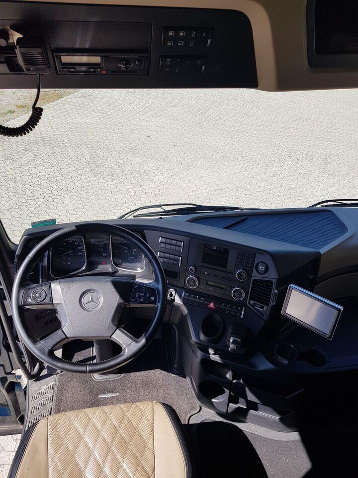 Mercedes Actros 2551 megaspace, årg. 2015, km 500000