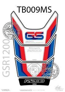 BMW GS R1200 Réservoir Pad Motorsport tb009ms