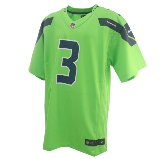 Russell Wilson #3 Seattle Seahawks Youth XL 18-20 Nike Jersey NFL