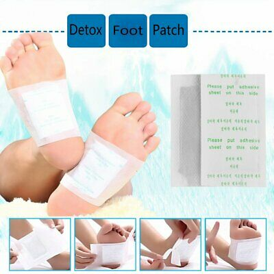 Up to 54% off on detox foot pads patch detoxif. | groupon goods.