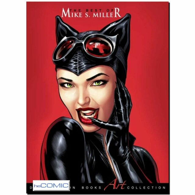 The Best of Mike S. Miller  9789460783319 ARTBOOK Comic Kunst EROTIK im Comic LP