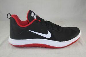 e54bd580fe4e NIB Mens Nike Fly.By Low NBK Black White University Red 908973 006 ...