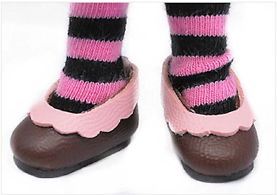 Babies 23mm Monique Doll Shoes Tinkerbelle Oxfords Kish//Bratz//OOAK Dolls New.