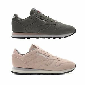 Image is loading Reebok-Classic-Leather-Weathered-amp-Washed-Women-039- 1fd8d67a5557