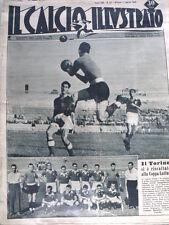 IL Calcio Illustrato 07/07/1949 Coppa Latina Torino Reims 5-3  [GS35]