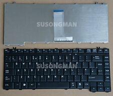 NEW for Toshiba Satellite L300 L300D L305 L305D L310 L315 Keyboard Black UK