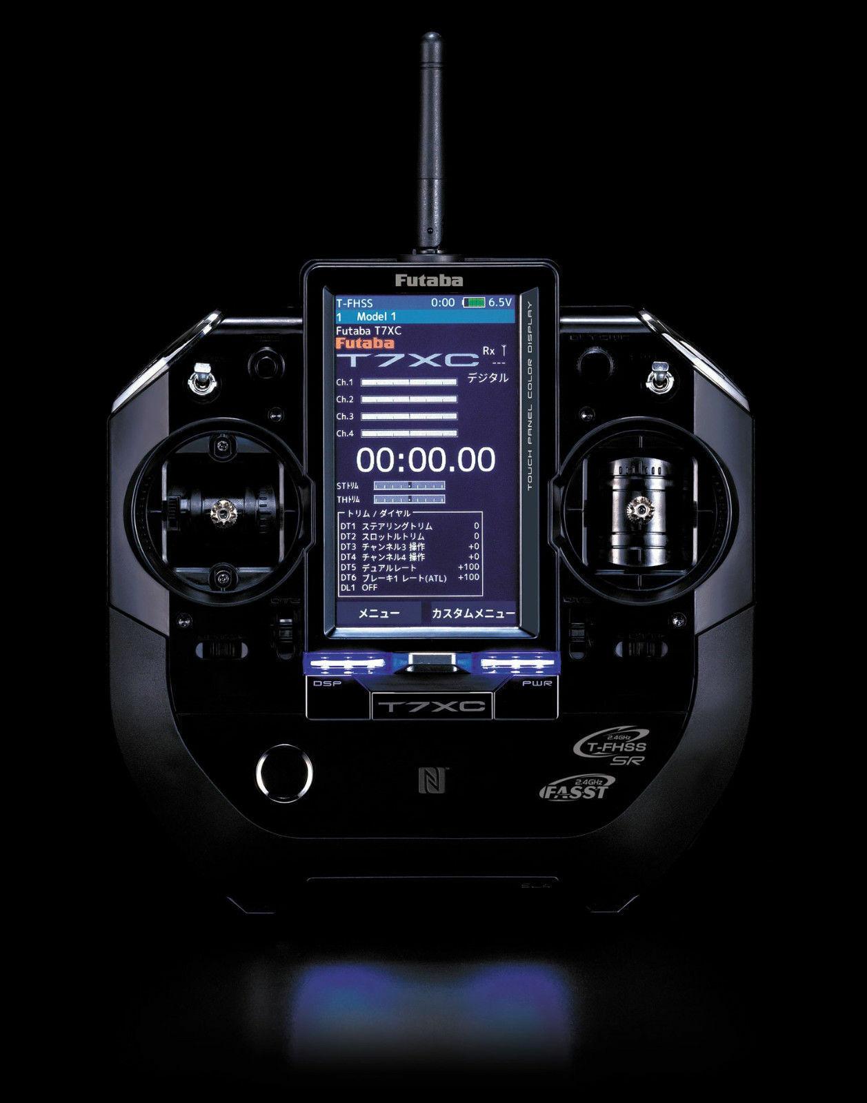 Radiocomando Futaba TX 7XC-R334SBS Profy