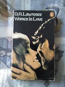 Women In Love - D. H. Lawrence - Penguin Books - 1971 - Italia - Women In Love - D. H. Lawrence - Penguin Books - 1971 - Italia