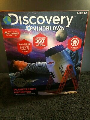 Discovery Kids Planetarium Projector - Star & Planet ...