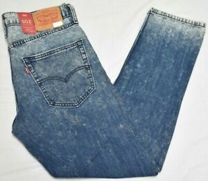 de35f406e91 Levi's Jeans Men 31x30 502 Regular Taper Fit Stretch Denim West ...