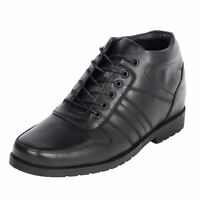 Height Elevator Boots -4 Taller For Short Mens Height, Cyb201