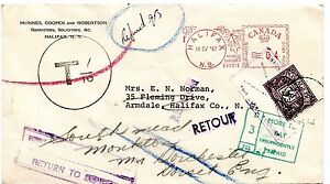 Halifax-to-England-POSTAGE-DUE-tied-REturned-RLB-T-1-10-cover-Canada
