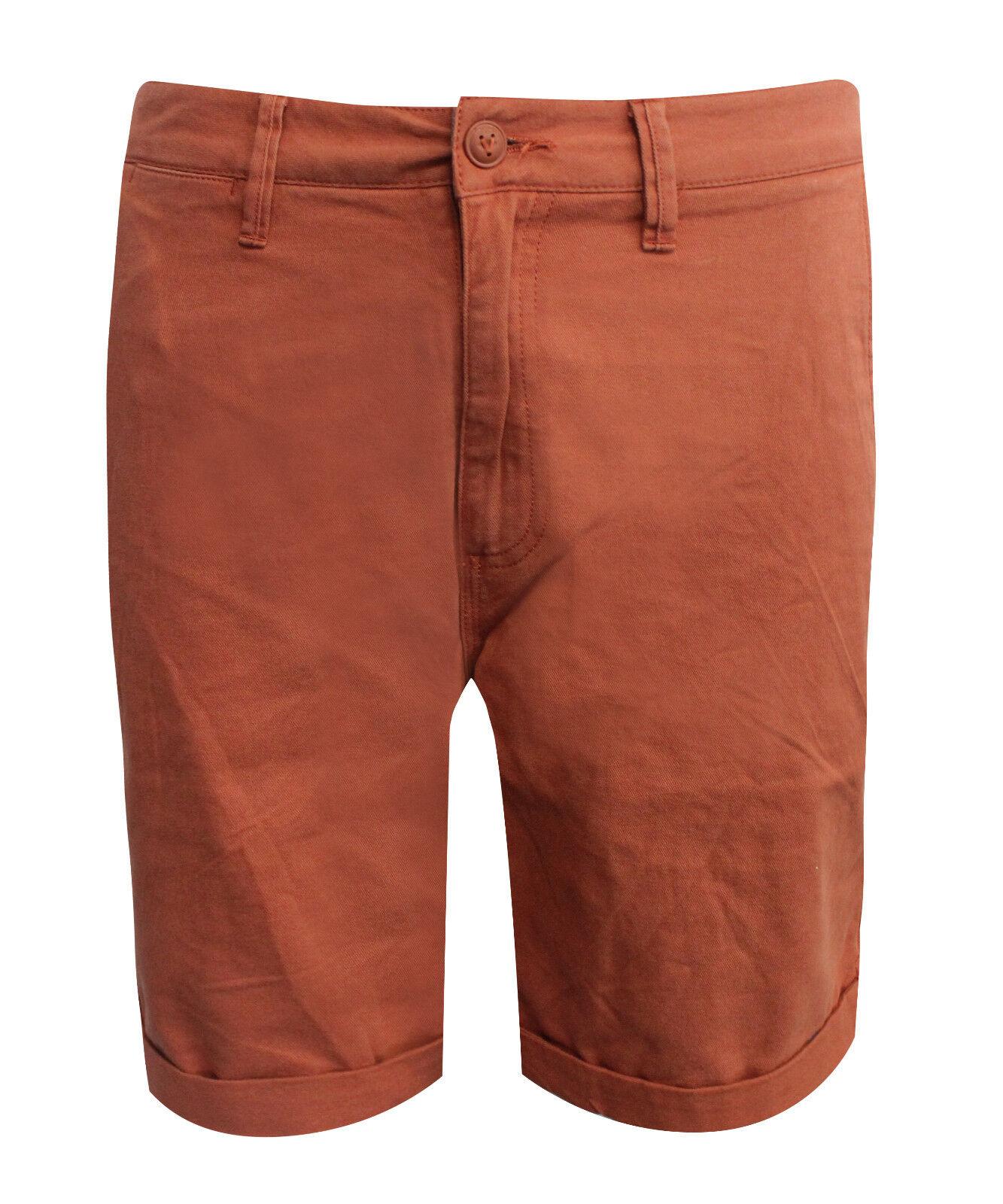 Vans Off The Wall Otw Burnt Orange Baumwolle Herren Freizeitshorts VMEHS7E RW20 | Niedriger Preis und gute Qualität