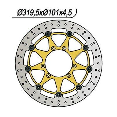 disco freno NG per HM Moto CRE 50 anteriore Honda CRE 50/
